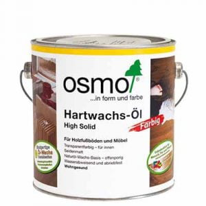 Osmo Hardwax Olie 3040 Wit 2,5 liter
