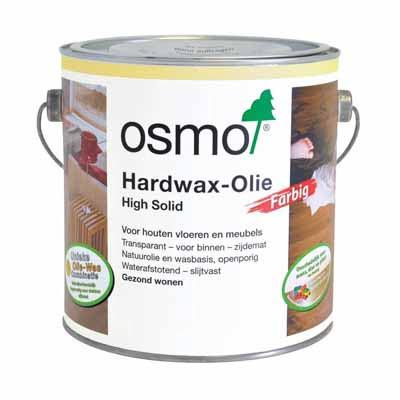Osmo Hardwax Olie 3091 Zilver 0,75 liter