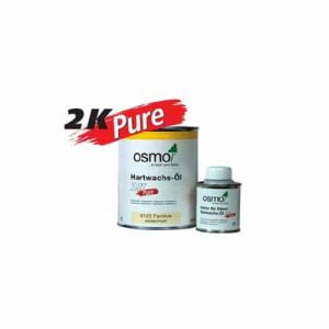 Osmo Hardwax Olie Pure 2K naturel 6125 1 liter
