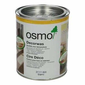 Osmo Decorwas TR3111 Wit 0,75 liter