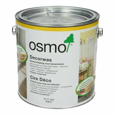 Osmo Decorwas TR3123 Esdoorn 0,125 liter