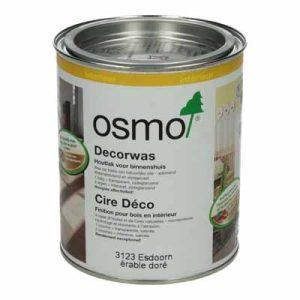 Osmo Decorwas TR3123 Esdoorn 0,75 liter