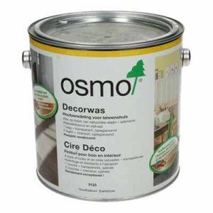 Osmo Decorwas TR3123 Esdoorn 2,5 liter