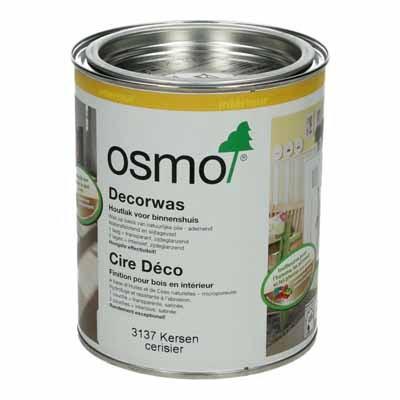 Osmo Decorwas TR3137 Kersen 0,75 liter