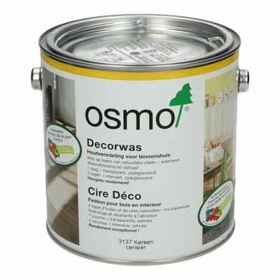 Osmo Decorwas TR3137 Kersen 2,5 liter