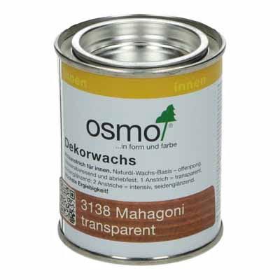 Osmo Decorwas TR3138 Mahonie 0,125 liter