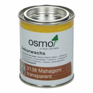 Osmo Decorwas TR3138 Mahonie 0,75 liter