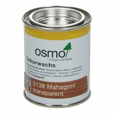 Osmo Decorwas TR3138 Mahonie 2,5 liter