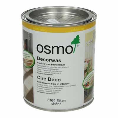 Osmo Decorwas TR3164 Eiken 0,75 liter