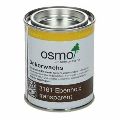 Osmo Decorwas TR3161 Ebbenhout 0,125 liter