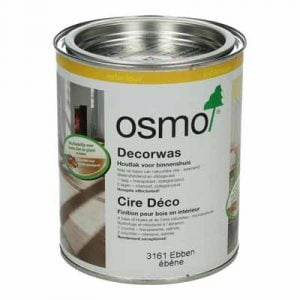 Osmo Decorwas TR3161 Ebbenhout 0,75 liter