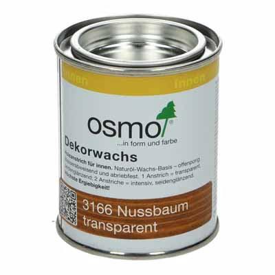Osmo Decorwas TR3166 Noten 0,125 liter