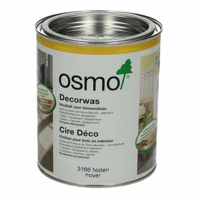Osmo Decorwas TR3166 Noten 0,75 liter