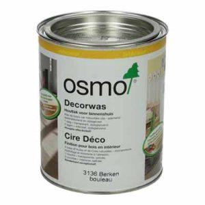 Osmo Decorwas TR3136 Berken 2,5 liter