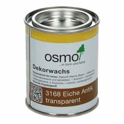 Osmo Decorwas TR3168 Eiken antiek 0,125 liter