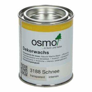 Osmo Decorwas Creativ 3188 Sneeuw 0,125 liter