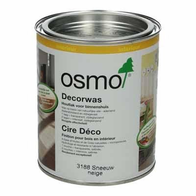 Osmo Decorwas Creativ 3188 Sneeuw 0,75 liter