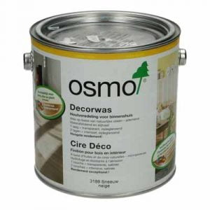 Osmo Decorwas Creativ 3188 Sneeuw 2,5 liter
