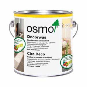 Osmo Decorwas Creativ 3186 Wit mat 0,75 liter