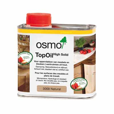 Osmo TopOil 3068 Natural 0,5 liter