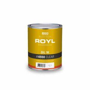 Royl Oil 1K Clear #4550 1 liter