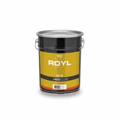 Royl Oil 1K Clear #4550 5 liter