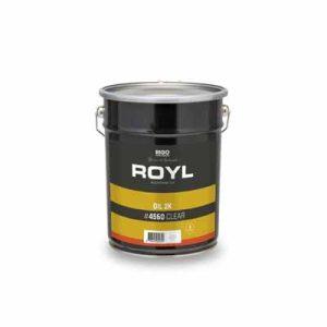 Royl Oil 2K Clear 5L #4560
