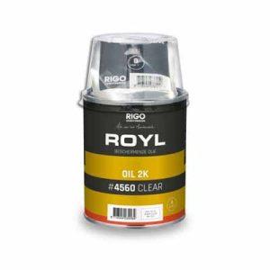 Royl Oil 2K Clear 1L #4560