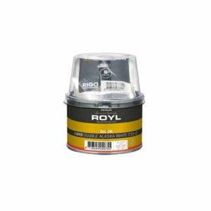 Royl Oil 2K Dbl Alaska Wh. C10+10 0,5L #4113
