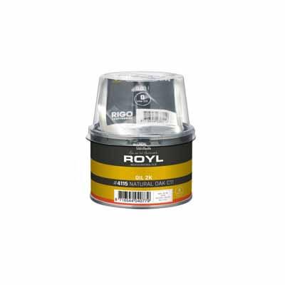 Royl Oil 2K Natural Oak C11 0,5L #4115