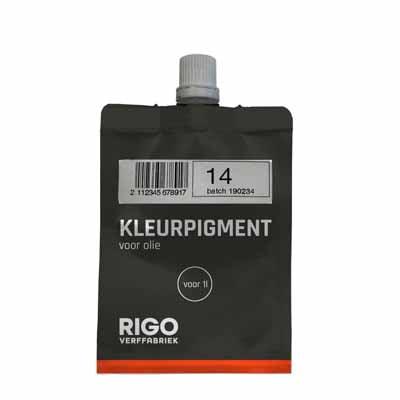 Royl Kleurpigment Olie 14 voor 1 liter #0114