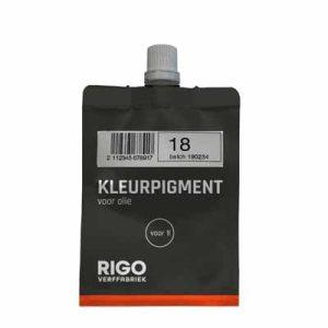 Royl Kleurpigment Olie 18 voor 1 liter #0118