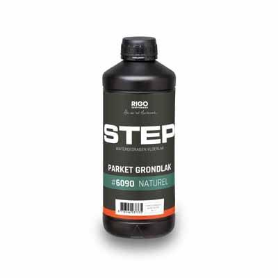 Step Parket Grondlak #6090 naturel 1 liter