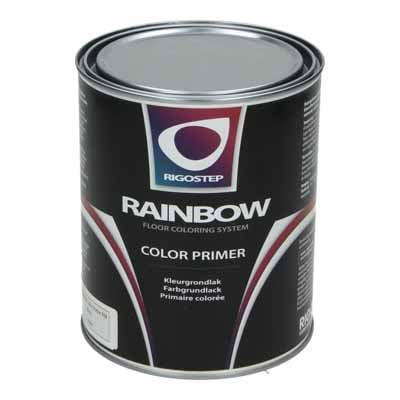 RigoStep Rainbow Color Primer RM Black 5 liter